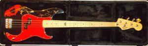 Squier Precision Bass Guitar