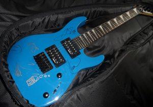 Blue Jackson Dinky